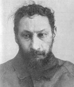 Father Pavel Florensky in prison 1933