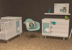 Buggy's retreat: Oh Baby! Nursery Set