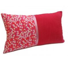 Coussin on pinterest pillow tutorial couture and cushions for Coudre housse de coussin
