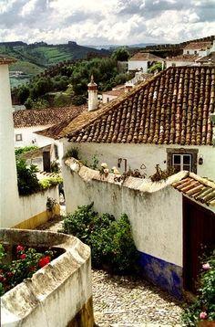 Obidos_ Portugal