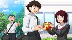 Captain Tsubasa, Clannad, New Champion, Anime, Dream Team, Chara, Manhwa, Love Story, Animation
