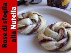 Rose di Sfoglia alla Nutella - Che ci vuole? Ep. 7 - YouTube