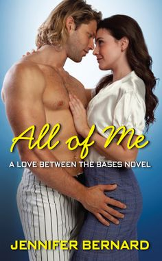 "Cat's Reviews: ""All of Me"" (Jennifer Bernard)  ★★★★  with GIVEAWA..."