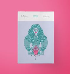 The Pelican Shakespeare Series by Manuja Waldia – Inspiration Grid   Design Inspiration #books #booklover #bookcover #bookdesign #illustration #graphicdesign #shakespeare #designinspiration #inspirationgrid