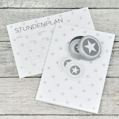 personalized sticker star I Schulanfang Starter-Set Star I Casa di Falcone