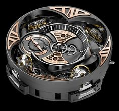 Roger Dubuis Excalibur Quatuor Watch in Silicon