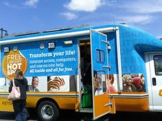 The Techmobile visits the Science Carnival!