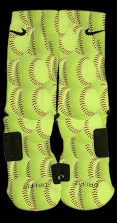 Softball custom Nike Elite Socks