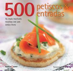 500 PETISCOS E ENTRADAS