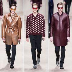 Burberry Prorsum Fall Winter 2013 Menswear Collection