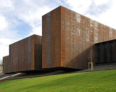 Museum Soulages in Rodez by RCR Arquitectes | ideasgn