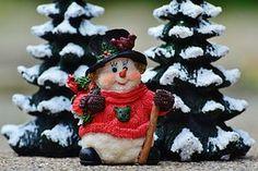 Зимой, Снежный Человек, Фиг, Снег