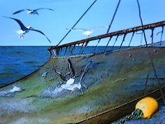 'Fangfrische' von Dirk h. Wendt bei artflakes.com als Poster oder Kunstdruck $18.03