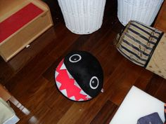 Chain Chomp Plushie. Photo by blackcoffin7734 ($20)