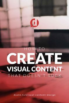 Three basic design principles will help you create stunning visual content that looks like it was done by a pro. #visualcontent #design #contentmarketing #socialmedia