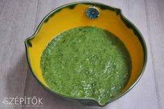 Mángold főzelék   Szépítők Magazin Palak Paneer, Guacamole, Mexican, Ethnic Recipes, Food, Eten, Meals, Diet