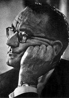 Lyndon B. Johnson and his Vulcain Cricket watch #bremont Swiss Watchmakers  #horlogerie #vulcain @calibrelondon