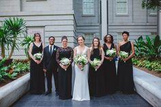 The Loft At 600 F Wedding, Washington DC