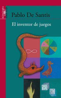 Corner In Wonderland: El inventor de juegos, Pablo De Santis