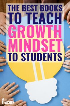 I love these 7 powerful growth mindset books for the elementary classroom with wonderful quotes that will inspire lessons and personal growth. This list for teachers or home are perfect for kindergarten, first grade and second grade. Kindergarten Reading, Teaching Reading, Reading Lists, Homework Incentives, Growth Mindset Lessons, Planning School, Wonder Quotes, Reading Intervention, Teaching Activities