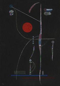 [Wassily Kandinsky]  Non comprenderemo mai nemmeno la semplicità