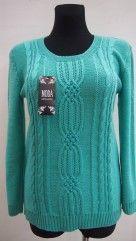 Sweter damski W01 MIX STANDARD (Produkt Turecki)