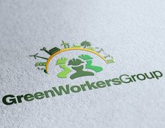 "Check out new work on my @Behance portfolio: ""Green Workers Group"" http://on.be.net/1O2oIau"