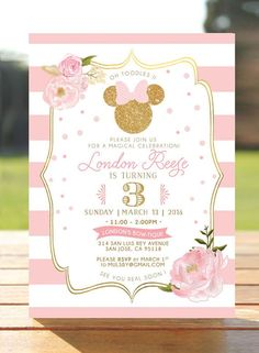 invitaciones de minnie mouse (1)