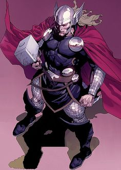 Thor (Thor Odinson) - Marvel Comics
