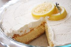 the thimble life: lemon cheesecake recipe