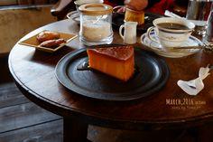 道のりを記憶に残して: 高架下にある倉庫を改装した自家焙煎の珈琲屋さんへ/カフェ・お店めぐり