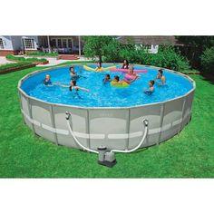sandfilterpump till liten pool