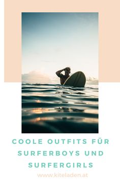 Du bist auf der Suche nach den aktuellen Trends für Surfmode und Beachwear? Hier findest Du coole Outfits für Surferboys und Surfergirls, damit Du am Strand zum Hingucker wirst!  #outfits #surfwear #beachwear Surf Mode, Mode Blog, Cooler Look, Beach Wear, Strand, Shirt Style, About Me Blog, Movie Posters, Shirts