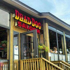 Dead Dog Saloon in Murrells Inlet, SC