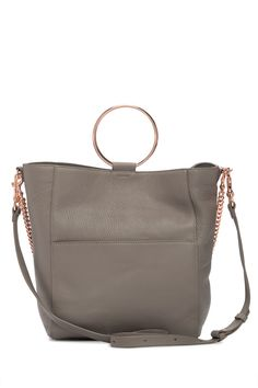 aeffcb692d704c THACKER - Circle Leather Shoulder Bag is now 50% off. Free Shipping on  orders. Nordstrom Rack