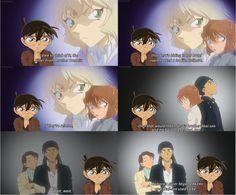 Sister from another domain, Family Tree. Manga Detective Conan, Gosho Aoyama, Kaito Kid, Detektif Conan, Kaichou Wa Maid Sama, Dc Movies, Magic Kaito, Case Closed, Otaku Anime