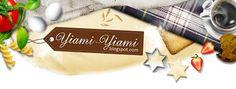 "YIAMI-YIAMI: ""Πουά"" σαντουιτσάκια με παγωτό καραμέλα! Dessert Recipes, Desserts, Tableware, Blog, Tailgate Desserts, Deserts, Dinnerware, Tablewares, Postres"