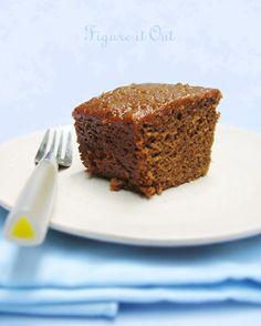 English Gingerbread Cake Recipe | Yummly