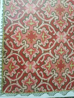 Cross Stitch Charts, Counted Cross Stitch Patterns, Cross Stitch Embroidery, Embroidery Patterns, Needlepoint Designs, Carpet Design, Knitting Needles, Game Art, Needlework