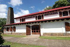 Sud  : Ecomusée de Martinique à Rivière-Pilote.