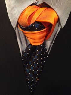 Another two necktie combination. Turned out great.