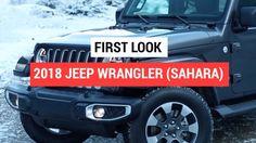 2018 Jeep Wrangler Sahara revealed | Video