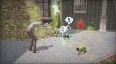 images sims 3 pets | The new Karma Powers for The Sims 3: Pets are: