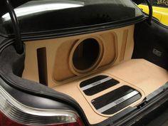#WhereDoInteriorDesignersBuyFurniture Refferal: 5337049237 #InteriorView Car Speaker Box, Speaker Box Design, Custom Car Audio, Custom Cars, Custom Center Console, Subwoofer Box Design, Custom Car Interior, Car Audio Systems, Audio Design