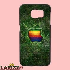 apple logo green coolfor iphone 4/4s/5/5s/5c/6/6 , Samsung S3/S4/S5/S6, iPad 2/3/4/Air/Mini, iPod 4/5, Samsung Note 3/4 Case *005*