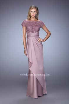Cheap sleeve link, Buy Quality sleeve shift dress directly from China sleeve garment Suppliers: 21620 Mauve Navy Silver Long Graduation Dresses Lace Satin Boat Neck Muslim Formal Dresses Short Sleeves vestidos de fiesta Lace Evening Dresses, Lace Dress, Prom Dresses, Formal Dresses, Lace Bodice, Formal Wear, Lace Ruffle, Dillards Dresses Formal, Formal Evening Gowns