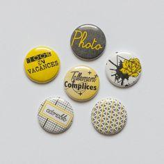 "Badges ""Design"""