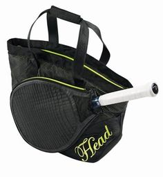Tennis totes are the perfect tennis for solution for the sophisticated women. Do It Tennis offers the latest style of all the popular tennis tote bags. Head Tennis, Tennis Gear, Tennis Clubs, Sport Casual, Sports Equipment, Gym Bag, Stuff To Buy, Maria Sharapova, Badminton