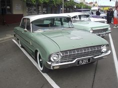 1963 Ford XL Falcon (Australia)- sedans have potential.....Matt