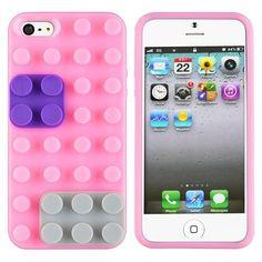 CommonByte For iPhone 5 Light Pink Purple Grey 3D Fun Play Block Brick Silicone Skin Case by CommonByte, http://www.amazon.com/dp/B00A36VVNQ/ref=cm_sw_r_pi_dp_zjpLrb0GJVMV2